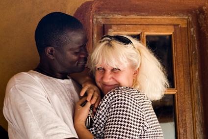 Femme blanche cherche homme africain pour mariage