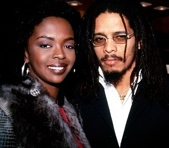 Lauryn Hill couple